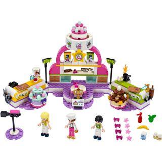 LEGO Friends - Soutěž v pečení