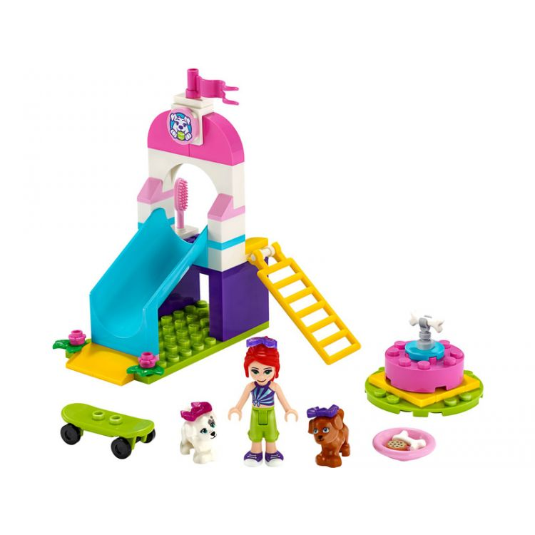 LEGO Friends - Hřiště pro štěňátka