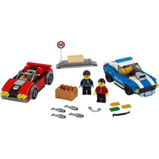 LEGO City - Policejní honička na dálnici
