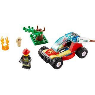 LEGO City - Lesní požár