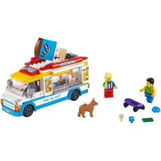 LEGO City - Zmrzlinářské auto