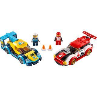 LEGO City - Závodní auta