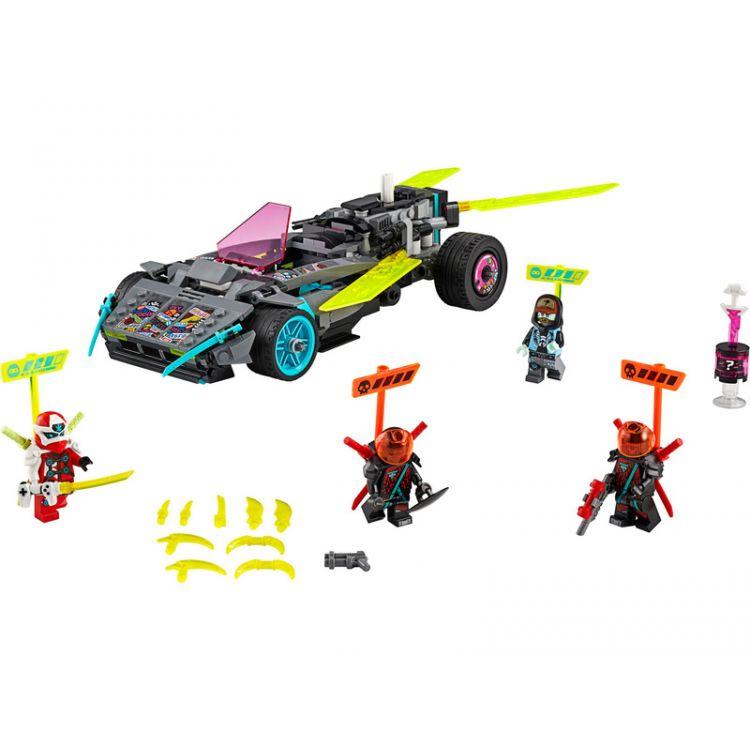 LEGO Ninjago - Vytuněný nindžabourák