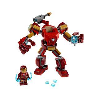 LEGO Super Heroes - Iron Manův robot