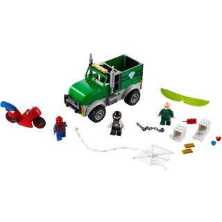 LEGO Super Heroes - Vulture a přepadení kamionu