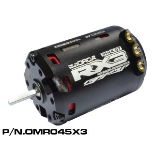 ORCA RX3 4.5T BRUSHLESS MOTOR