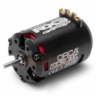 ORCA RX3 21.5T BRUSHLESS MOTOR
