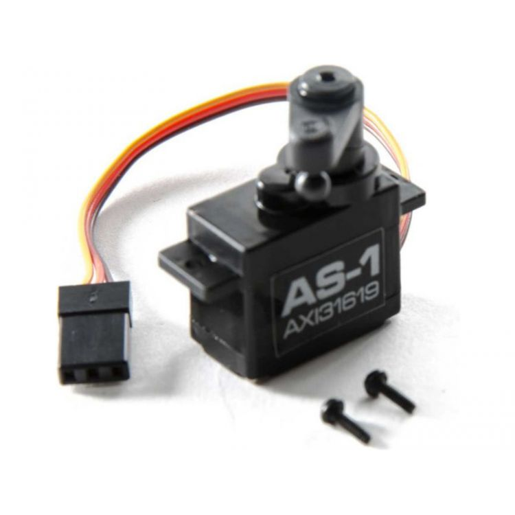 Axial servo AS-1 micro: SCX24