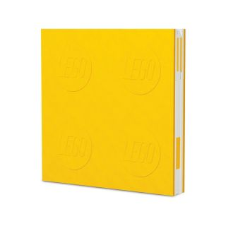 LEGO 2.0 zápisník s gelovým perem žlutý