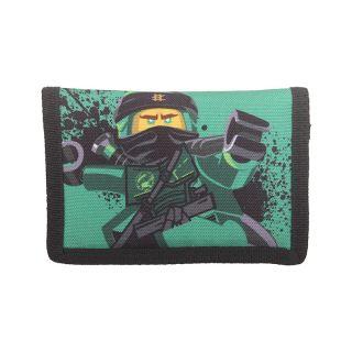 LEGO peněženka - Ninjago Lloyd