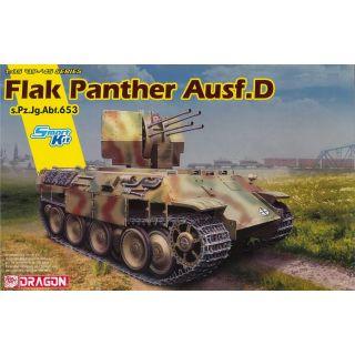 Model Kit tank 6899 - FLAK PANTHER Ausf.D s.Pz.Jg.Abt.653 (1:35)