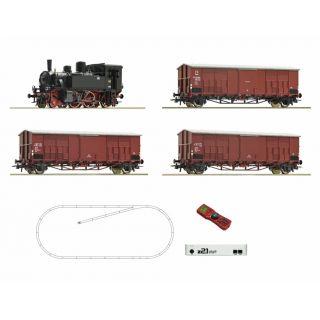 Digitálny štartovací set - Nákladný vlak + Digital z21® 51329