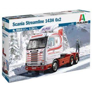 Model Kit truck 3944 - SCANIA Streamline 143H 6x2 (1:24)
