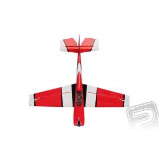 """67"""" Edge 540 V3 (1 710 mm) 20ccm Červeno/Bílá"""