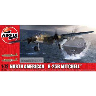 Classic Kit letadlo A06020 - North American B25B Mitchell 'Doolittle Raid' (1:72)