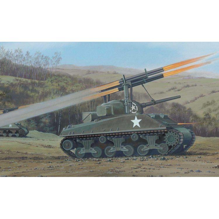 Classic Kit VINTAGE military A02334V - Sherman Calliope (1:76)