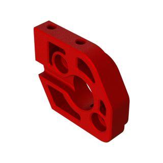 Arrma deska motoru hlilník, červené