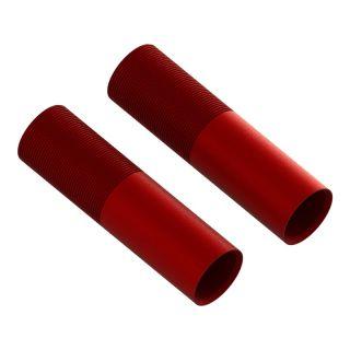 Arrma tělo tlumiče 24x83mm hliníkové červené (2)