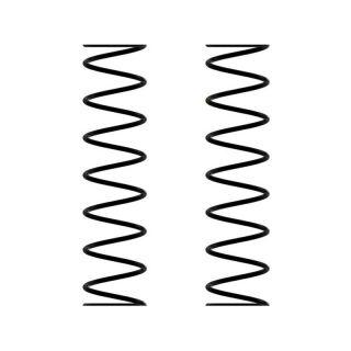 Arrma pružina tlumiče 130mm 21.5N/cm (2)