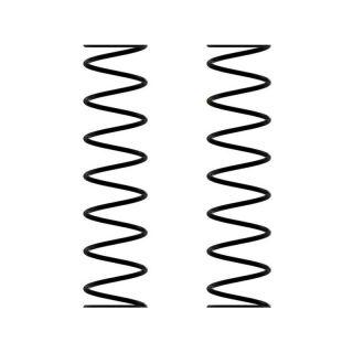 Arrma pružina tlumiče 130mm 25.1N/cm (2)