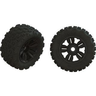 Arrma kolo s pneu Dboots Copperhead2 SB MT (pár)