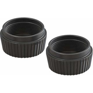 Arrma krytka tlumiče spodní hliníková černá (2)
