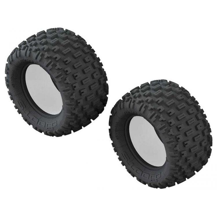 Arrma pneu Fortress MT 2.8 s vložkou (2)