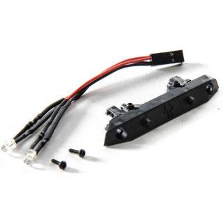 Axial nárazník přední CRC s LED: SCX24