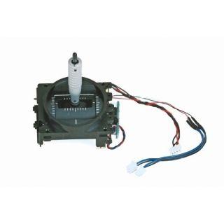 Tří-polohový vypínač včetně knipl agregátu (pravá strana)