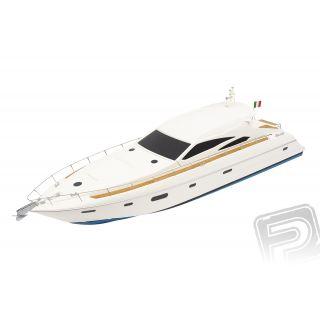 Mornica luxusní jachta 1:25 ARTR