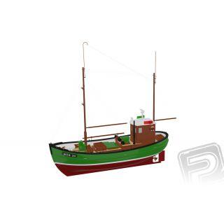 BUS 24 rybářský kutr 1:50 kit