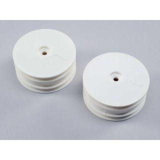 TLR disk přední bílý (2): 22X-4