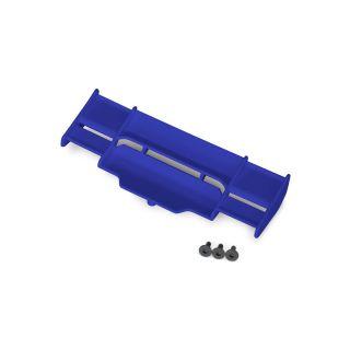 Traxxas křídlo modré: Rustler 4X4