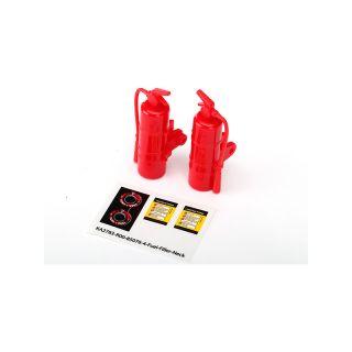 Traxxas hasicí přístroj červený (2)