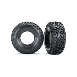 "Traxxas pneu 3.2/2.2"" BFGoodrich Baja KR3, vložka (2)"
