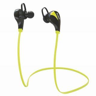 Hott BLUETOOTH® v4.0 Šport Headset / slúchadlá - zelené