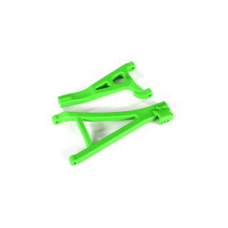 Traxxas ramena závěsu kol přední pravé zelené