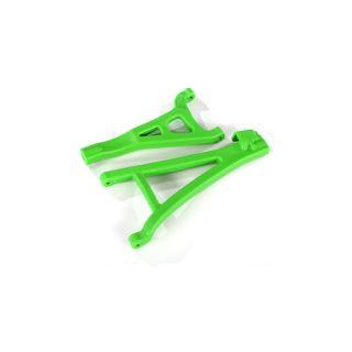 Traxxas ramena závěsu kol přední levé zelené