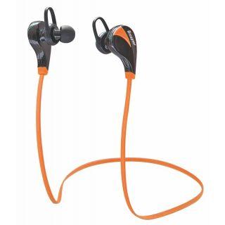 Hott BLUETOOTH® v4.0 Šport Headset / slúchadlá - oranžové
