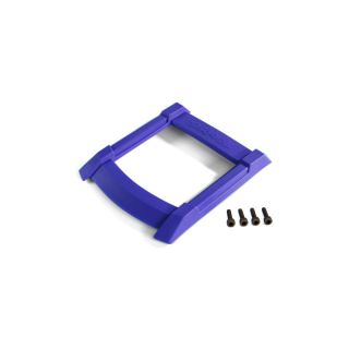 Traxxas výztuha horní části karosérie modrá
