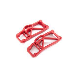 Traxxas rameno závesu kol dolní červené (2)