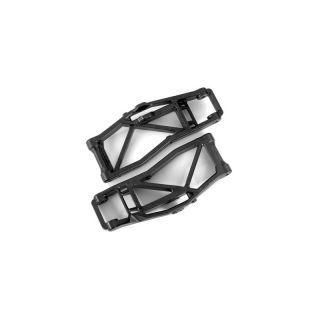 Traxxas rameno závěsu kol dolní černé (2) (pro WideMaxx)