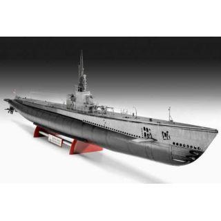Plastic ModelKit ponorka 05168 - US Navy Submarine GATO-CLASS (1:72)