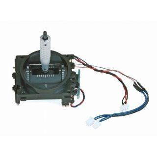Troch polohový prepínač pre MC-16 a MC-20 (knipel)