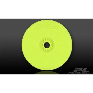 TRUGGY VTR 1:8 disk, žluté, 4ks
