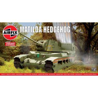 Classic Kit VINTAGE tank A02335V - Matilda Hedgehog Tank (1:76)