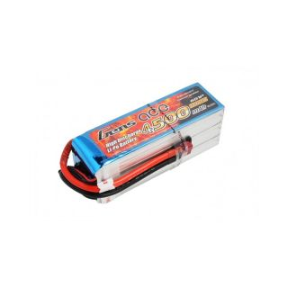 Gens ace 4500mAh 22.2V 25C 6S1P Lipo Battery Pack
