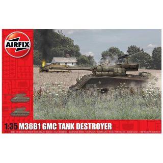 Classic Kit tank A1356 - M36B1 GMC (U.S. Army) (1:35)