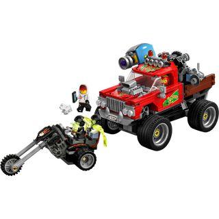 LEGO Hidden Side - El Fuegův náklaďák