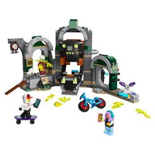 LEGO Hidden Side - Metro v městečku Newbury